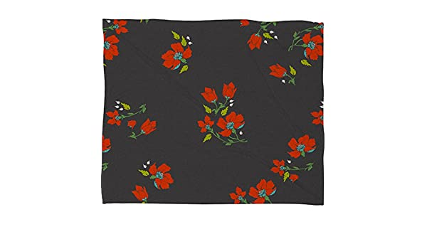 60 x 80 Deny Designs Holli Zollinger Bohemian Farmhouse Fleece Throw Blanket