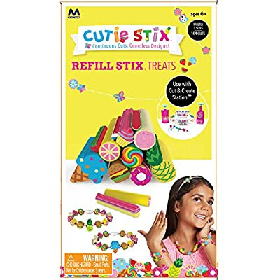 Cutie Stix Cut and Create Station Refill Pack - Treats Set: Toys & Games