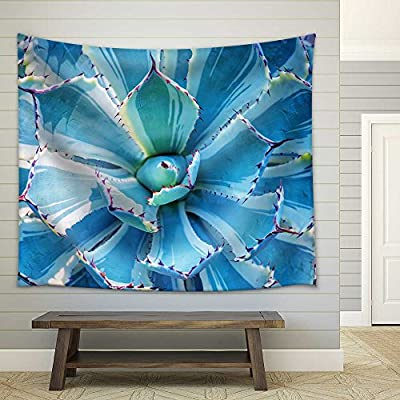 Sharp Pointed Agave Plant Leaves Fabric Wall, With Expert Quality, Amazing Design