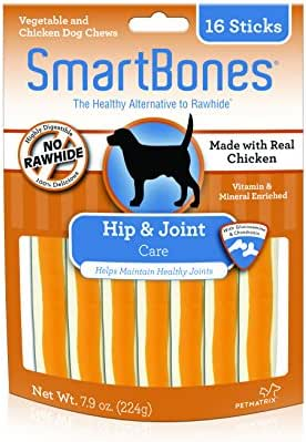 Dog Treats: SmartBones Hip & Joint