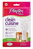 Health & Personal Care : Playtex Disposables CleanCuisine Gloves - Medium: 30 Count