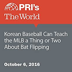 Korean Baseball Can Teach the MLB a Thing or Two About Bat Flipping