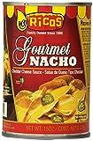 nacho hot cheese sauce - Ricos Gourmet Cheddar Nacho Cheese Sauce, 15 oz