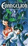 Neon Genesis Evangelion, Tome 2 : Le couteau et l' adolescence par Gainax