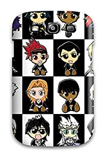 nazi diy Durable Chibi Back Case/cover For Galaxy S3