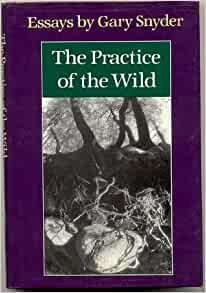 the practice of the wild essays by gary snyder Snyder wrote numerous essays the real work (1980), the practice of the wild shambhala sun magazine article the wild mind of gary snyder by trevor.