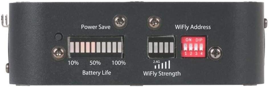 American DJ WiFLY EXR Wireless 2500 DMX Battery Transceiver WIFLY-EXR-BATTERY