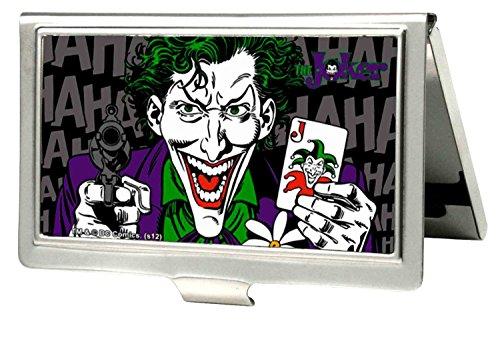 Buckle-Down Dc Comics Business Card Holder (BCH-SM-JKE)