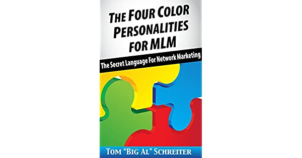The Four Color Personalities For MLM The Secret Language For