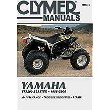 Yamaha YFS200 Blaster, 1988-2006: Maintenance * Troubleshooting * Repair (Clymer Powersport)