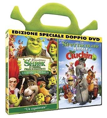 Amazon.com: Shrek - E Vissero Felici E Contenti (SE) (2 Dvd ...
