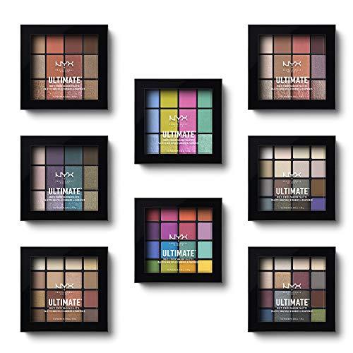 لوحة مظلل العينين التيميت بالوان نهائية متعددة من ان واي اكس بروفيشنال ميك اب