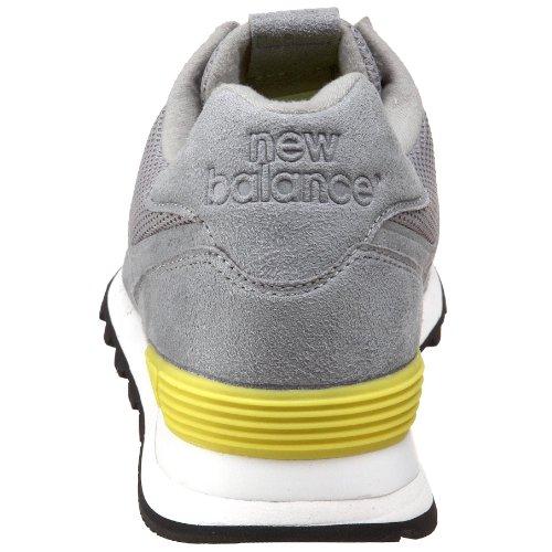 Ny Balans Mens Ms574 Sonic Sneaker Grå