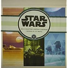 Star Wars Saga 2016 Collector's Edition Wall Calendar