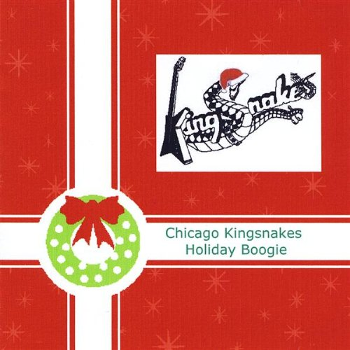 Boogie Woogie Christmas By The Chicago Kingsnakes On