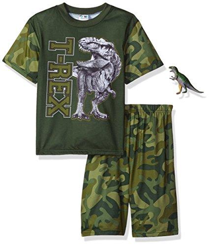 AME Sleepwear T Rex Pajama Short product image