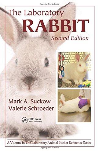 The Laboratory Rabbit, Second Edition (Laboratory Animal Pocket Reference) (Volume 8)