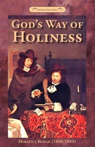 God's Way of Holiness (English Edition)