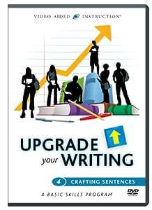 Upgrade Your Writing: Crafting Sentences