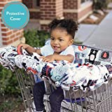 Travel Bug Baby & Toddler 2-in 1 Reversible Cover