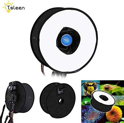gazechimp Silicone Light Sphere Diffuser Modular for Canon On-Camera Speedlite