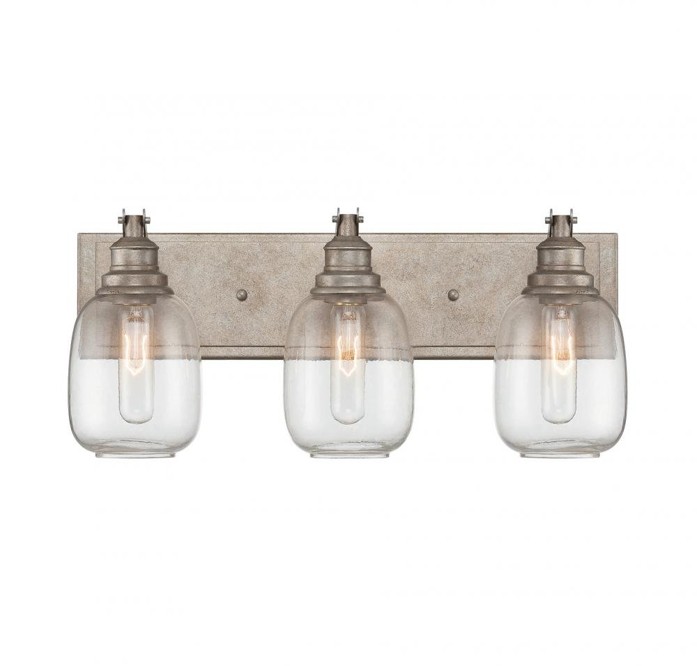 vintage style bathroom lighting. Savoy House 8-4334-3-27 Orsay 3-Light Vanity Bar In Industrial Steel - Wall Sconces Amazon.com Vintage Style Bathroom Lighting M