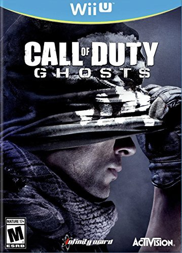 Call of Duty: Ghosts - Nintendo Wii U by Activision (Call Of Duty Ghosts Nintendo Wii U)