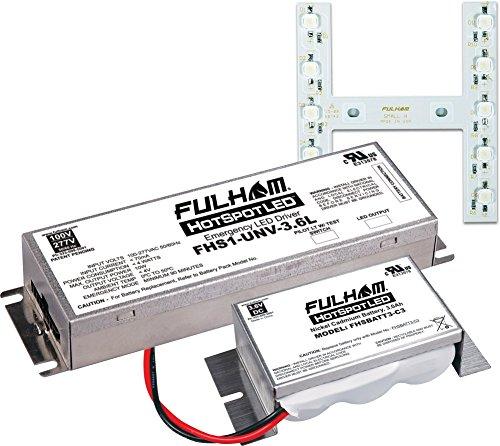Led Emergency Light Ballast