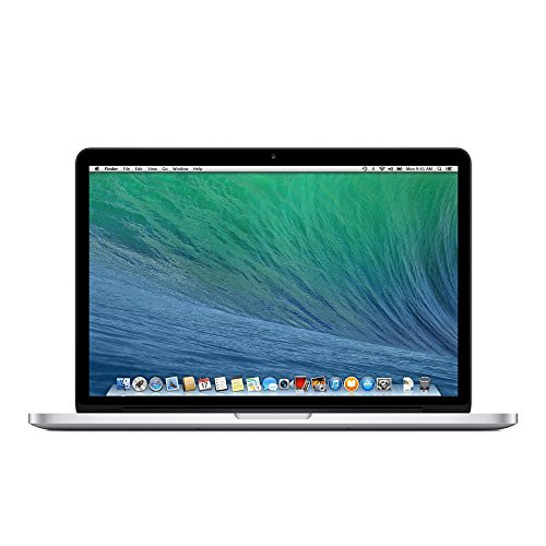 Apple MacBook Pro ME865LL/A 13.3-Inch with Retina Display 8GB RAM, 256GB SSD (Certified Refurbished) ()