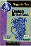 One World English Breakfast Tea, 16 – 2 g Tea Bags,  (Pack of 6) For Sale
