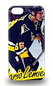 Iphone 5/5s 3D PC Case Cover Slim Fit Tpu Protector Shock Absorbent 3D PC Case NHL Pittsburgh Penguins Mario Lemieux #66 ( Custom Picture iPhone 6, iPhone 6 PLUS, iPhone 5, iPhone 5S, iPhone 5C, iPhone 4, iPhone 4S,Galaxy S6,Galaxy S5,Galaxy S4,Galaxy S3,Note 3,iPad Mini-Mini 2,iPad Air )