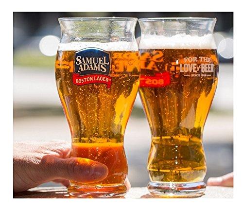 Sam Adams Beer Glass (Best Sam Adams Beer)