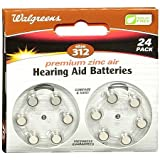 Hearing Aid Batteries #312 - 3PC