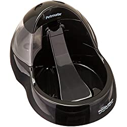 Petmate Deluxe Fresh Flow Purifying Pet Fountain, 108 oz capacity