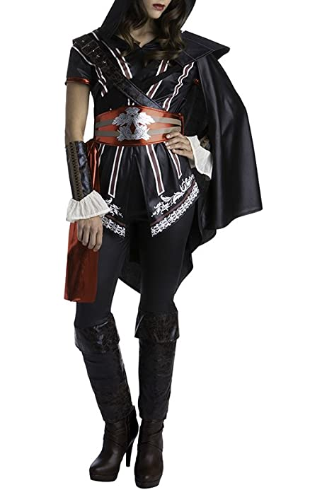 Amazon Com Palamon Women S Assassin S Creed Sassy Ezio Classic