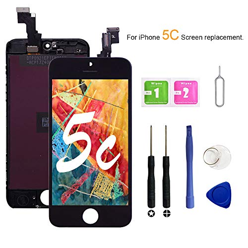 iphone 5c screen replacements