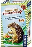 Kosmos 711061 - Fressen Igel Schokoriegel, Quizspiel
