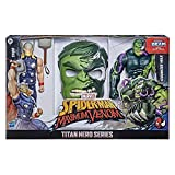 Spider-Man Maximum Venom Titan Hero Spider-Man