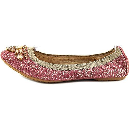White Mountain Careilla Mujer Ante Zapatos Planos