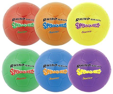 - Champion Sports Super Squeeze Soccer Ball Set (Multi)