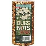 Mr Bird's Bugs Nuts & Fruit Cylinder Block 24 oz Bird Seed Feed
