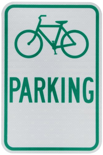 (Tapco D4-3 Engineer Grade Prismatic Rectangular Parking Sign, Legend