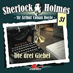 Die drei Giebel (Sherlock Holmes 31)
