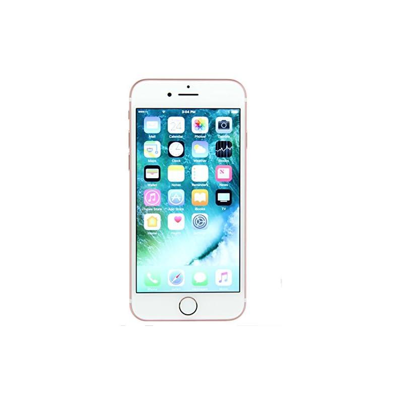 Apple iPhone 7, GSM Unlocked, 32GB - Ros