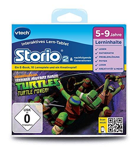 VTech Teenage Mutant Ninja Turtles - Accesorios de Juegos de ...
