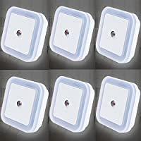 LED Night Light Lamp Wall Night Light 0.5W Plug-in RSSZL...