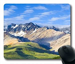Go Hiking Oblong Shaped Mouse Mat