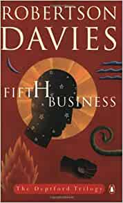 an analysis of robertson davies novel the fifth business The analysis of the fifth amendment in this research will review the background of the amendment, and various interpretations throughout in the novel fifth business, by robertson davies, many of jung's archetypes are reflected in the characters.