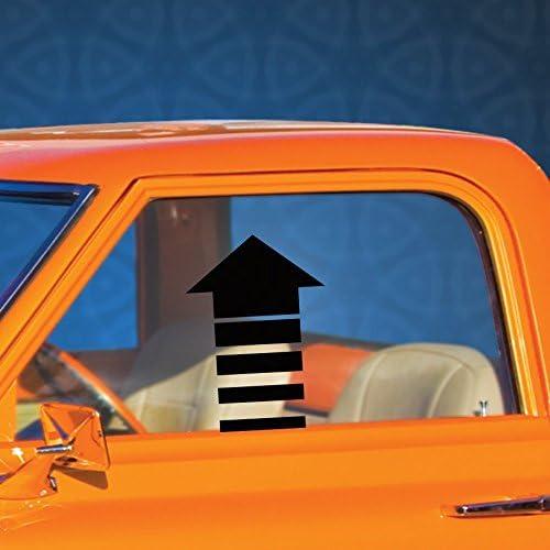 2 Door AutoLoc Power Accessories 321496 75-83 e21 BMW Window Crank Switch Kit