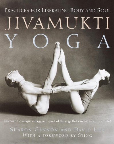 Jivamukti Yoga: Practices for Liberating Body and Soul cover